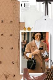 Fall 2019 - Burberry coat