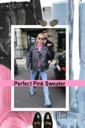 Perfect Pink Sweater