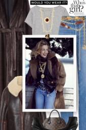 A Look at Supermodel Karen Mulder in Vogue