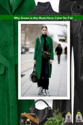 Why Green is the Must-Have Color for Fall