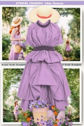 ETHICAL FASHION Lilac Season