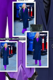 Gwyneth Paltrow – GMA in NY 01/09/2019
