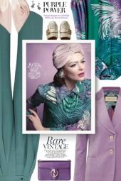 Kinga Rajzak for VOGUE China by David Dunan
