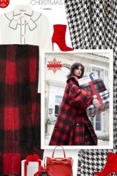 Christmas -  VALENTINO Silk blouse