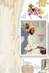 JOHANNA ORTIZ wrap cotton midi dress