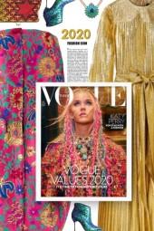 Vogue Values 2020
