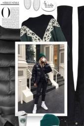 RICK OWENS puffer long coat  - winter 20