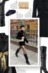 OVER-THE-KNEE HIGH-HEEL LEATHER BOOTS