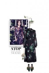 Floral Dress - spring 2020