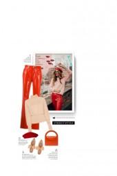 Bag Tomato Red - spring 2020
