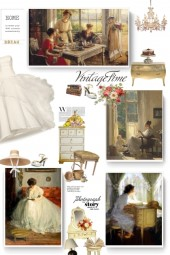 Vintage style - dream
