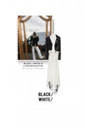 Spring 20 - black/white