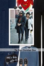 Tie Dye Christian Dior