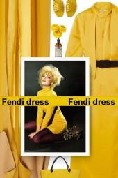 Fendi dress - spring