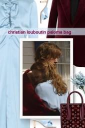 christian louboutin Paloma bag