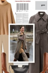 LEMAIRE coat - fall style