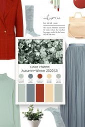 Color Palette Autumn- Winter 2020/21