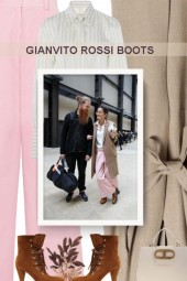 FALL - GIANVITO ROSSI BOOTS