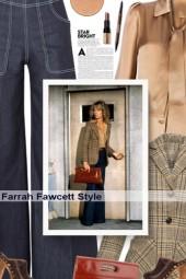 Farrah Fawcett Style