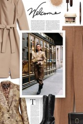 The daily fall Style