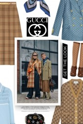 get the look - gucci