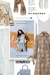 Fall - Burberry Style