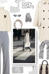 Isabel Marant - cozy coat