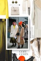 Cozy fall - Faux Fur Vest
