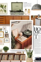 vintage - vinyl records