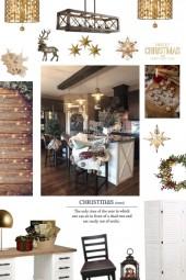 Christmas - Farmhouse Chandelier