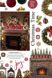 Christmas time - believe