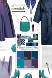 Fashion color trend 2021