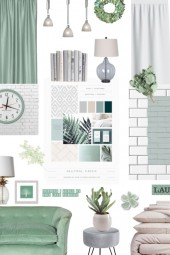 neutral green