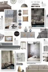 at home -  Grey