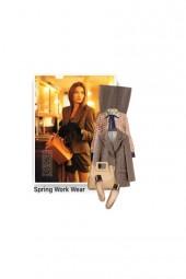 spring work wear