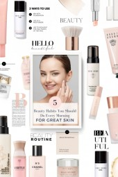 ... for great skin