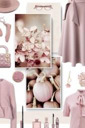 Pink. Blush 2021
