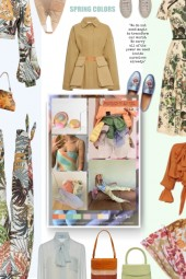 Chaquetas jacket - spring style
