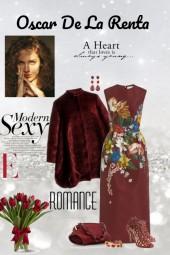 Oscar De La Renta-Romance