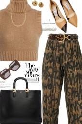 Camel Summer Sweater