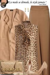 Chanel Tan Bag