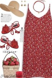Fun Strawberry Bag
