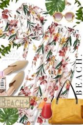 Floral Pant Set