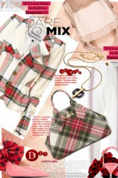 Vivienne Westwood Plaid Outfit