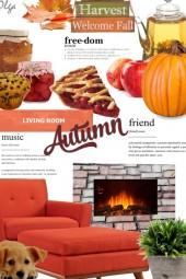 The spirit of autumn