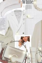 Lady in white II