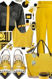 Style Chic Yellow