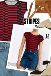 Stripes Tee