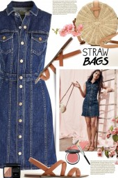 STRAW BAGS 3