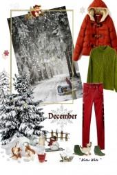 Color Challenge - December